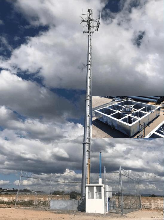 Fabricantes de torres de telecomunicaciones en mexico